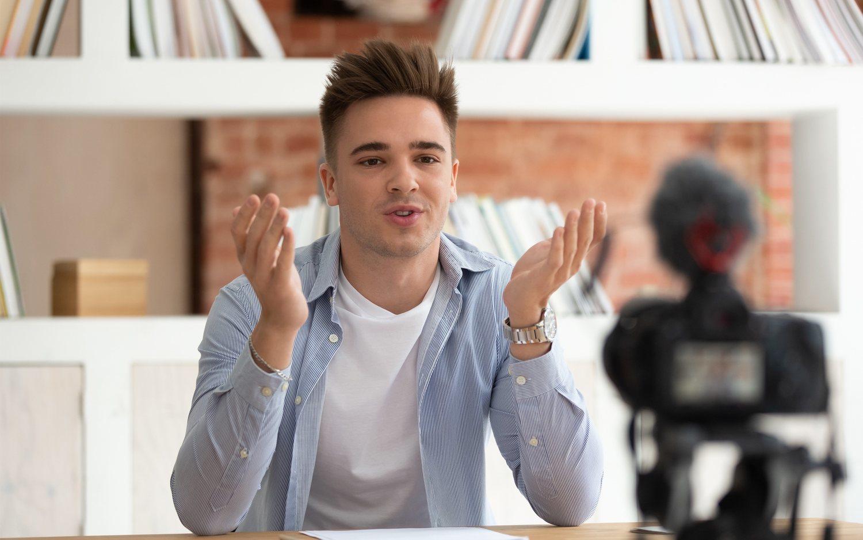 10 consejos para hablar delante de una cámara